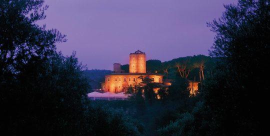 castello della castelluccia rome