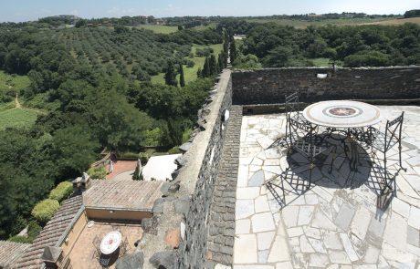 castle castellucia terrace