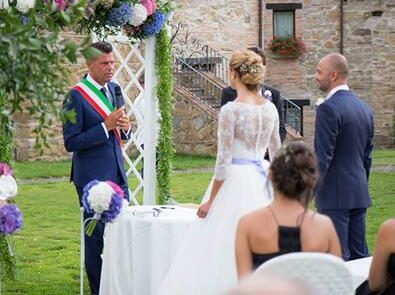 civil wedding at borgo lanciano