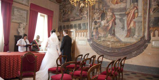 wedding in tivoli