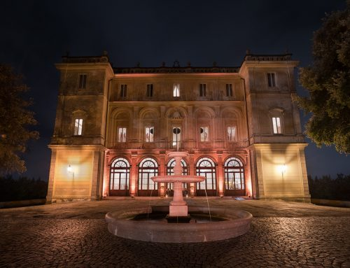 Make your wedding in Italy a special one with LED lighting creating a unique and magical atmosphere!